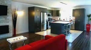 cuisine ouverte sur le salon parfait 44 images deco salon cuisine ouverte réputé