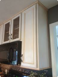 how to trim cabinets 15 amazing ways to redo kitchen cabinets lovely etc