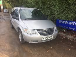 used chrysler grand voyager 2007 for sale motors co uk