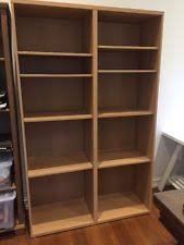 Ikea Billy Bookcase Medium Brown Ikea Bookcases Bookshelves Ebay