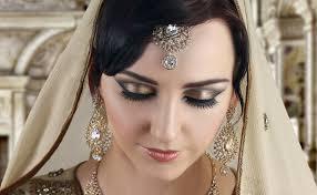 bronze smokey eye makeup tutorial indian asian stani bridal ma