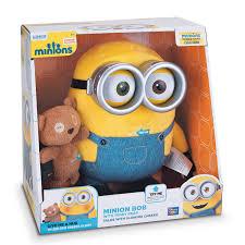 amazon minions bob teddy bear toys u0026 games