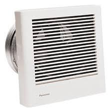 panasonic whisper quiet bathroom fans panasonic fv 08wq1 whisperwall 70 cfm wall mounted fan