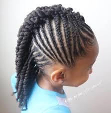 African American Kids Braided In Mohawk | braids for kids 40 splendid braid styles for girls