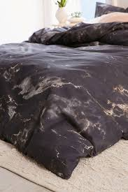 midnight marble duvet cover urban outfitters