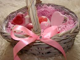 bathroom gift basket ideas valentine series diy gift basket for her vickisbeauty