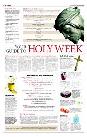 keep holy week holy 3 tips to focus on holy week
