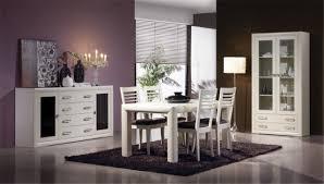 lacar muebles en blanco muebles comedor blanco y madera disenos de casas