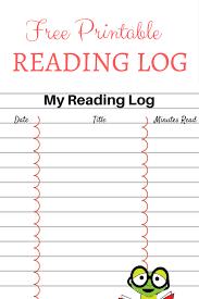 worksheet reading log worksheets luizah resume reference list template