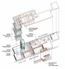 new museum floor plan moma expansion by diller scofidio renfro moma pinterest