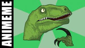 Meme Raptor - philosoraptor youtube