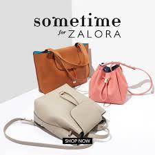 Zalora Tas Famo sometime by asian designers