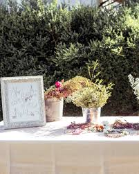 leah and michael u0027s shabby chic wedding in texas martha stewart