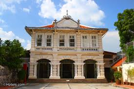 old phuket town sino portuguese houses