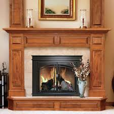 Ideas Fireplace Doors Fireplace Pleasant Hearth Fenwick Cabinet Fireplace Screen And