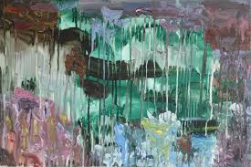 saatchi lake in maine s woods painting by andrei okolokoulak