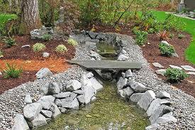 Creative Backyard Creative Of Backyard Drainage Ideas Creative Landscape Drainage