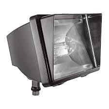 Hps Light Fixture Rab Ff100 100 Watt High Pressure Sodium Flood Fixture 120 Volt