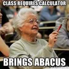 Old Lady College Meme - senior college student image gallery know your meme