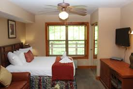 our studio villas are great for those traveling alone smokies
