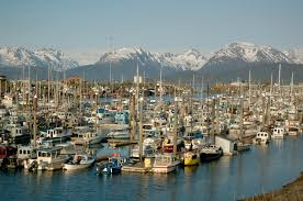 Alaska On A Map by Best Places To Retire In Alaska On A Budget Movoto