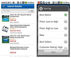 android pattern matching ui patterns for mobile apps search sort and filter smashing magazine