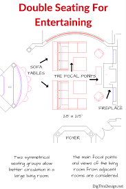 furniture layouts for a large living room