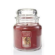 autumn wreath medium classic jar candles yankee candle