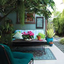 Chic Backyard Ideas On A Budget Sunset - Backyard landscape design ideas on a budget