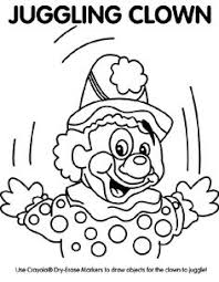 clown coloring pages coloring pages clowns coloring pages
