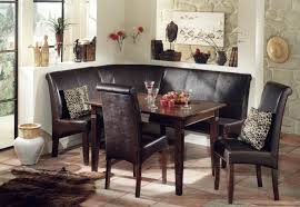 Corner Dining Chairs Dining Room Breakfast Nook 3 Corner Dining Set