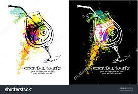 cocktail party invitation plumegiant com