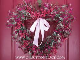 valentines wreaths diy heart wreath ideas s day decor on sutton place