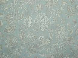 Duck Egg Blue Floral Curtains Amore Duck Egg 100 Cotton Fabric Curtains Upholstery