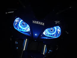 yamaha r6 halo lights amazon com yamaha fz1 fz6 fz6r r1 r6 1997 2017 ccfl halo angel