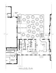 Banquet Hall Floor Plan by Parking Lot Project Kimisis Tis Theotokou
