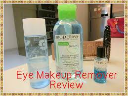 eye makeup remover review bifesta sephora bioderma