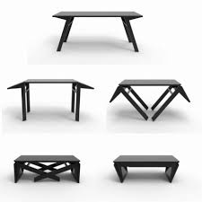 from coffee table to dining table luxury coffee table transforms to dining table about inspirational