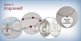 catholic gift shops catholic gifts jewelry medals baptism communion confirmation