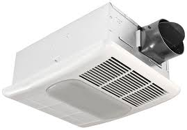 Bathroom Ceiling Extractor Fans Delta Breezradiance Rad80l 80 Cfm Exhaust Bath Fan Cfl Light And