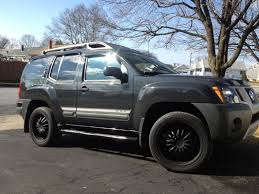 nissan xterra 2015 green my suv nissan xterra hooked up with rims cars pinterest