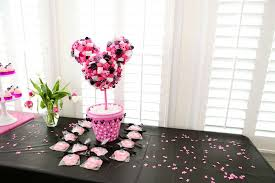 minnie mouse 1st birthday party ideas mickey minnie mouse party birthday party ideas photo 1 of 24