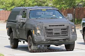 Ford Ranger Truck Topper - 2016 ford f series super duty spied testing