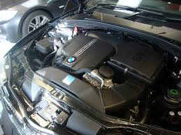 Bmw X5 6034 - how to remove n55 engine cover