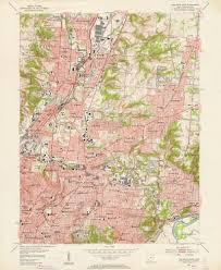 Topographic Map Seattle by Historic Usgs Metro Series List Uo Libraries