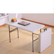multifunctional table household folding dining table simple stall portable office learning