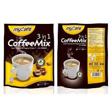 Coffee Mix mycafe coffee mix 20grm x 30sachets 11street malaysia instant coffee