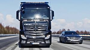 mercedes truck and mercedes trucks interior and exterior car for review
