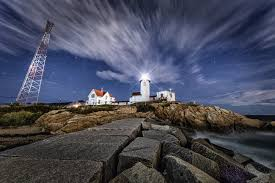 eastern lighthouse in rockport maine lighthouses of cape cod in