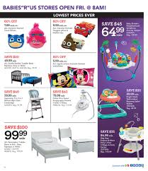 babies r us black friday 2017 ads deals and sales